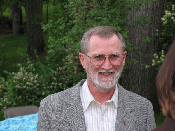 Former Fieldworker August Rubrecht