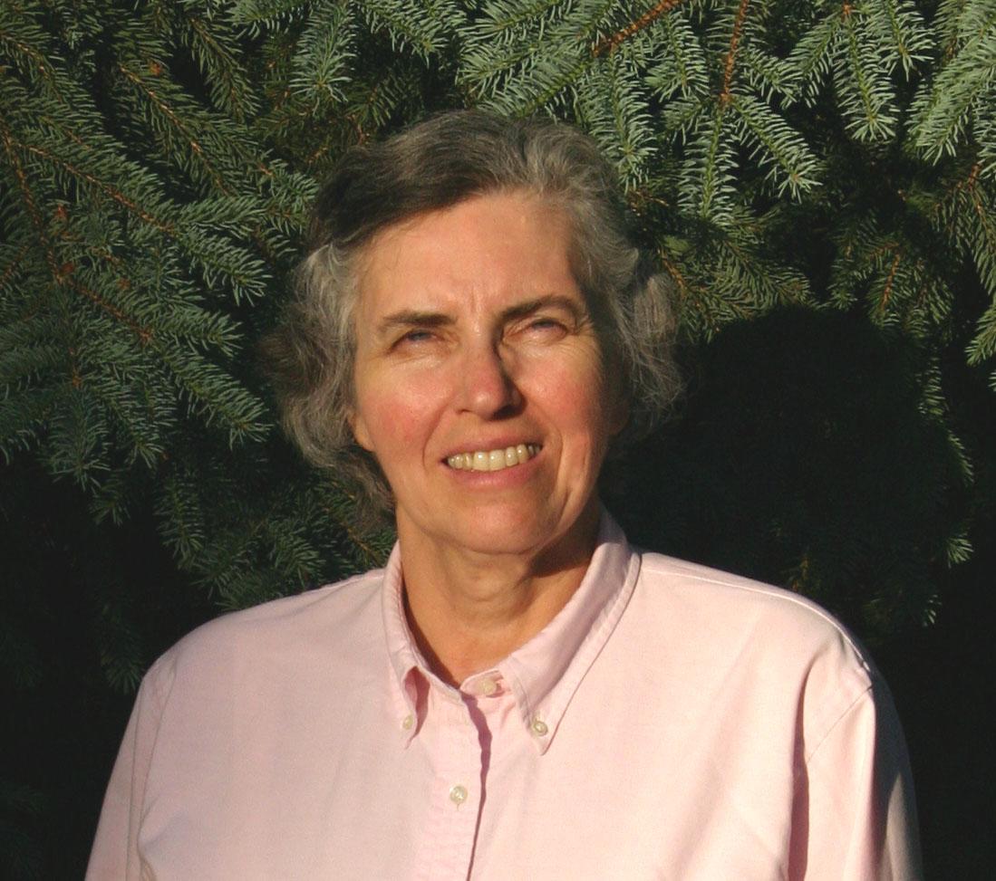 Former Fieldworker Sharon Huizenga