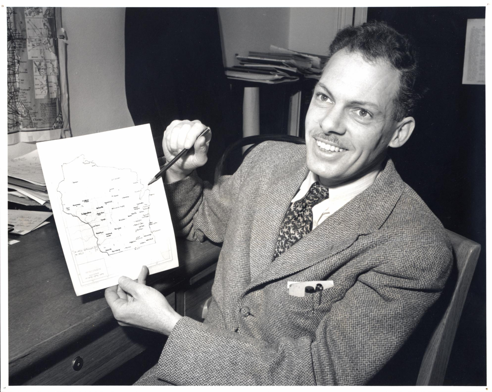 Fred Cassidy (1949)