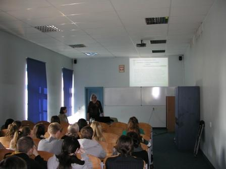 LvS lecturing in Opole Poland 10 10 13
