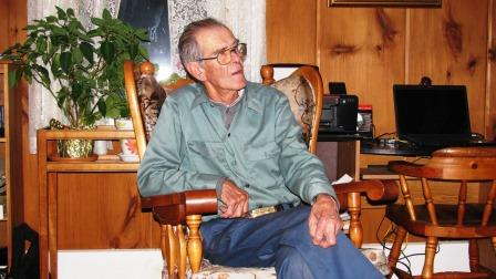 Maine Informant's grandson Carleton Pinkham