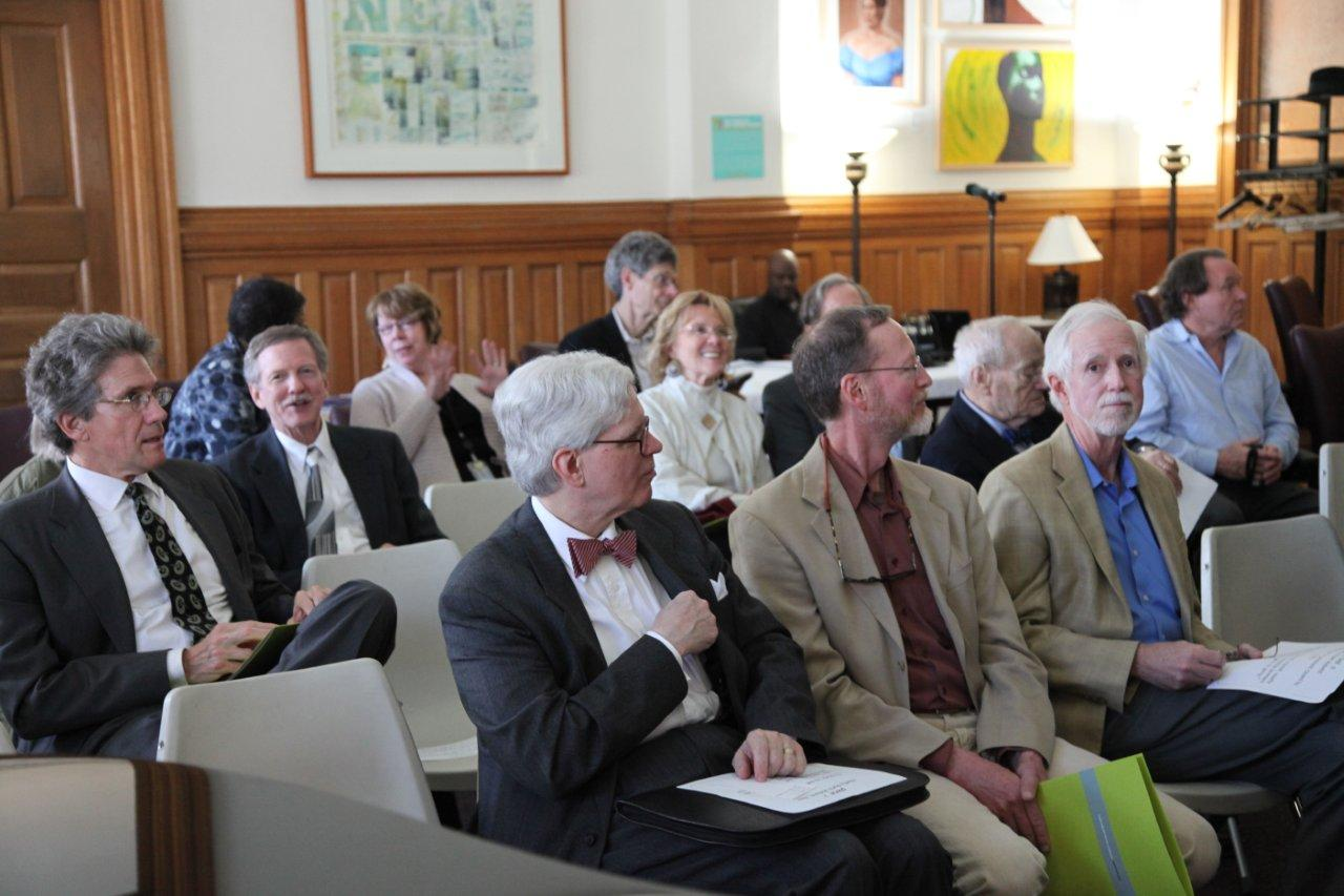 NEH press conf audience 3 8 12