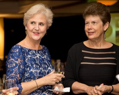 Carole Hahn and Jean Bonar 0
