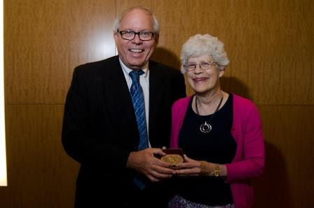 Dartmouth Medal JH and Dave Tyckoson Liz Markel credit 0